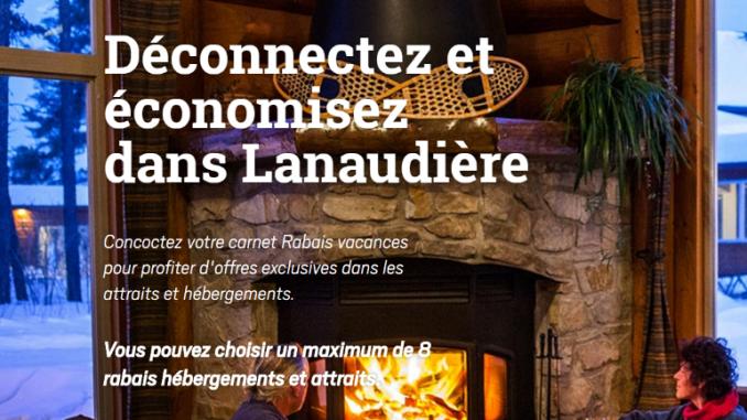 Promotions en Lanaudière- Québec