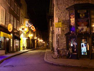 Québec de nuit
