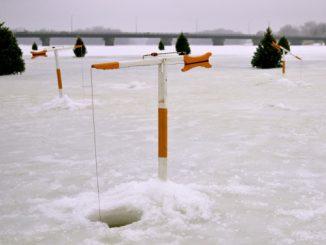 Pêche blanche au Canada